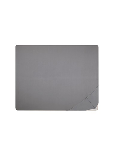 Hibboux 100x200x38 Milou Jersey Lastikli Çarşaf - Stone Renkli
